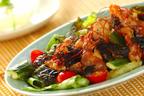 野菜もお肉もモリモリ お箸が止まらないおいしさ 「チョレギサラダ」