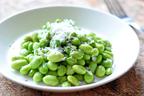 塩ゆでに飽きたら、「枝豆のイタリアンソテー」