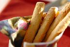 食物繊維が豊富なきな粉で作るヘルシーおやつ 「きな粉クッキー」