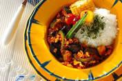 ランチ、ディナー、おもてなしにも! 「夏野菜のキーマカレー」