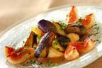 オシャレでおもてなししたくなる料理! 「焼きナスとイチジクのマリネ」