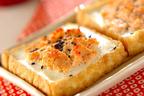 明太子とバターの鉄板コンビで厚揚げをもっとおいしく 「厚揚げ明太バター焼き」