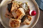 冷めても美味しい! 「鮭のハーブマリネ焼き」