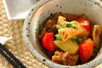 味がしみこんで野菜が美味しい! 「大根と豚バラ肉のみそ煮」