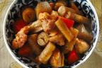 煮物を美味しく作りたいならコレ! 「鶏ゴボウ煮」