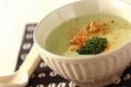 美容にもおすすめ「ブロッコリーのスープ」