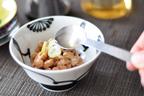 納豆とお酢で最強! 「酢納豆」にすれば、鉄分もアップ