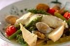 春の旬を詰め込んだ! 簡単でおしゃれな「春野菜のアクアパッツァ」