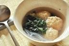 レタスの「外葉」で作る「鶏つみれとレタスのスープ」