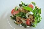 サラダが美味しい季節! ドレッシングを使わずつくる「やわらか豚しゃぶサラダ」