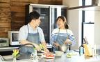 観ているだけでお腹が空く!E・レシピ動画「料理家のキッチン」に大人気の夫婦料理家が登場