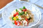 ダイエットなら、お米は「サラダ」で食べる!