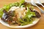 辛味の強い新玉ネギを美味しくいただく2つのレシピ「鶏ささ身と新玉ネギのマリネサラダ」と「新玉ネギと豚肉のスープ」