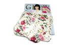 【最新雑誌付録情報】「GLOW」2011年10月号の付録は「ローラ アシュレイ メガポーチ・コスメポーチ・ペンケース」