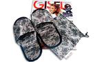 【最新雑誌付録情報】「GISELe」2011年10月号の付録は「AULA AILA ポーチつき携帯スリッパ」