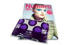 【最新雑誌付録情報】「Numero TOKYO」2011年10月号の付録は「コーチのポンチョ型レインコート&スライダーケース」