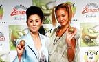 土屋アンナさん、夏木マリさんを迎え、グリーンデー記念イベントが開催