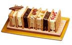 川越達也シェフからのクリスマスプレゼント付きケーキ