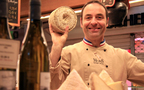チーズとパンの巨匠が、11月赤坂マキシムに集結
