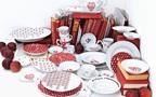 期間限定!2人のデザイナーが「LOVE」で彩る、リチャード ジノリの食器