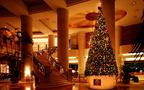 ホテル日航東京のクリスマスイルミネーション