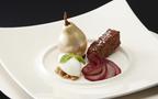 秋の食材を取り入れた、アルマーニ / リストランテ銀座の4周年限定ディナー