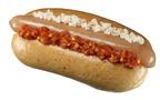 朝からチリソースで熱くなれ、マックホットドッグ チリ
