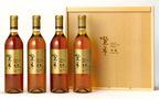 日本でつくられた貴腐ワインの甘美な味わいに酔う