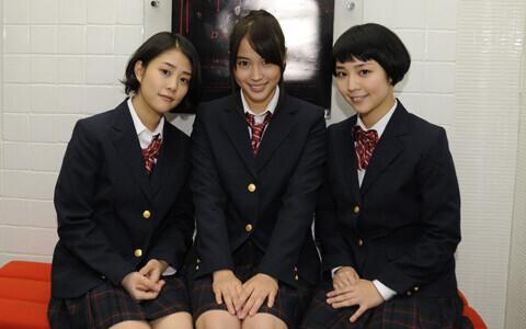 『Lost Harmony』広瀬アリス・吉谷彩子・高畑充希 オフィシャルインタビュー