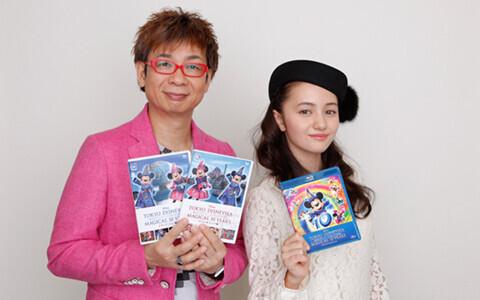 『東京ディズニーシー マジカル 10 YEARS』ナレーター山寺宏一&アヤカ・ウィルソン インタビュー