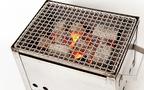 あの人気店の味を再現、炭火焼ロースター「YK-T」