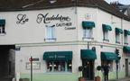2日間限りの開催、二つ星のレストラン「ラ・マドレーヌ」のスペシャリテ