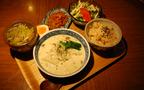 パスタつけ麺ほか、粋なメニューがそろう品川宿