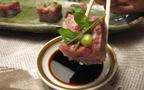 最高級ローストビーフの一番美味しい食べ方は、お寿司とサンドウィッチ?