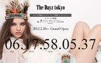 「The Dayz Tokyo」のウェブサイトが、OPENまでカウントダウン中