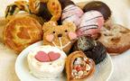 ハートやくまのかわいいパンがたくさん!ドンクのバレンタイン