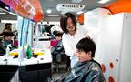 被災地の地元美容師とロレアルの「美容師のちから」プロジェクト