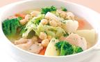 生野菜のバーニャカウダなど、春の先取りメニューで美味しさ満開
