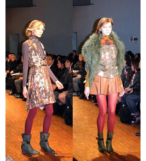 東京ファッションウィーク開幕!2012・13年秋冬のファッショントレンド(5)