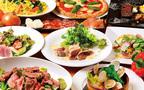 豆乳、野菜、魚、この時期うれしいヘルシー食材を使った歓送迎会プラン