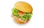 ダイエット中でもOK、野菜たっぷり低カロリーバーガー