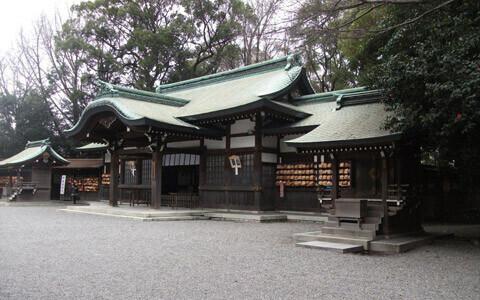 アンリ流パワースポットの巡り方「楽・近・早の女子開運旅に熱田神宮」