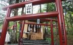 金運を上げながら花火で厄落としを 新屋山神社