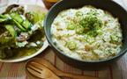 おしゃれカフェごはんの定番、オクラとろろ納豆の簡単ネバふわ丼