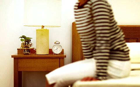 寝不足のときの強い味方『1分仮眠法』