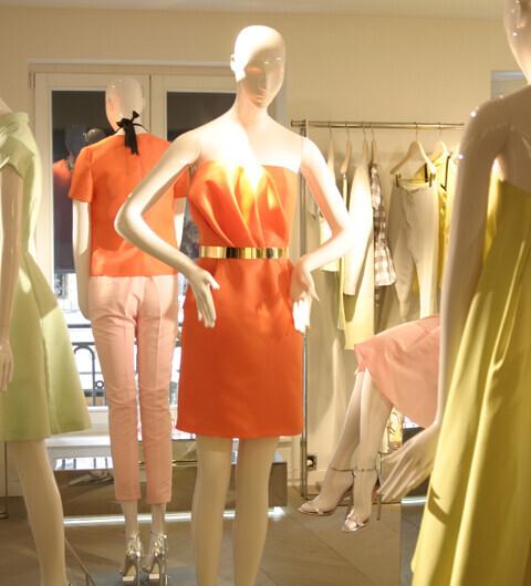 2013年春夏ファッショントレンドパリコレ速報【4】 TARA JARMONの展示会