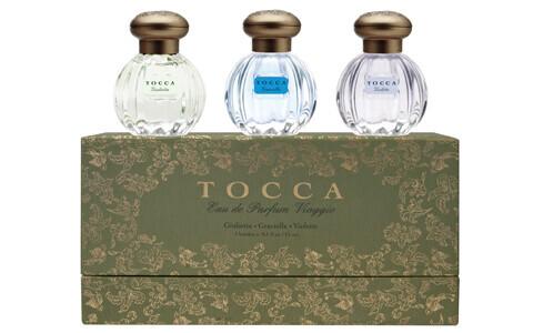 トッカから、3つの香りを楽しめる限定ホリデーコフレが登場