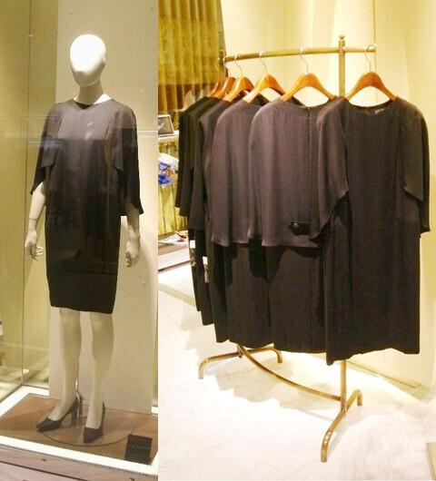 ファッション性を追求したブラックフォ-マル、「アキラ ナカ」がデビュー