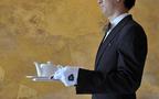 豪華ホテルで執事からプレゼント&バリスタマシンをゲット
