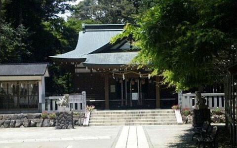 アンリ流パワースポットの廻り方「知る人ぞ知る、富士の裾野の神場山神社」